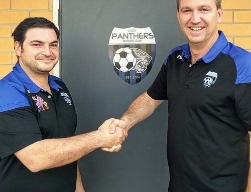 Casey Panthers Appoints New Senior Mens Coach