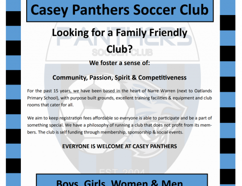 JOIN OUR CLUB!!