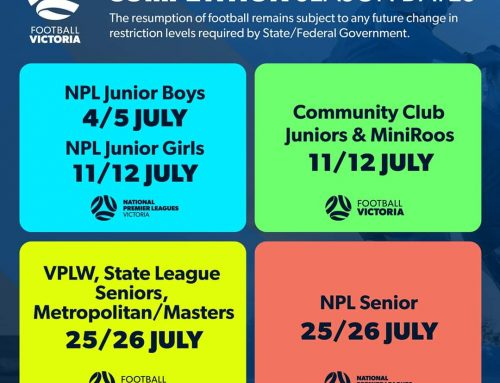 Limited Places Available for 2020 Season