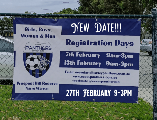 2021 REGISTRATION DAYS-NEW DATE!!